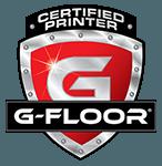 G-Floor Certified Partner Logo